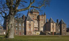 Thirlestane Castle,   Lauder