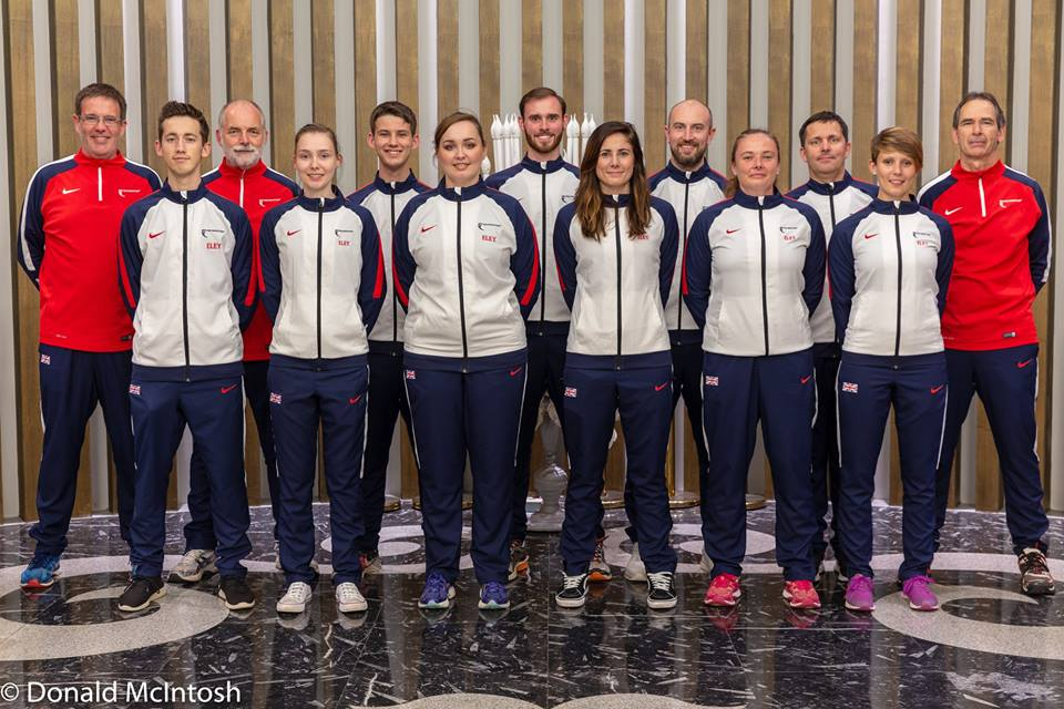 British Team in Changwon