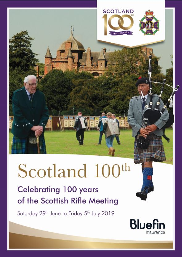 Scottish 100 Cover