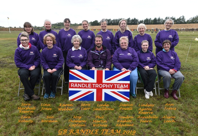 GB Randle Team 2019 official photo 2